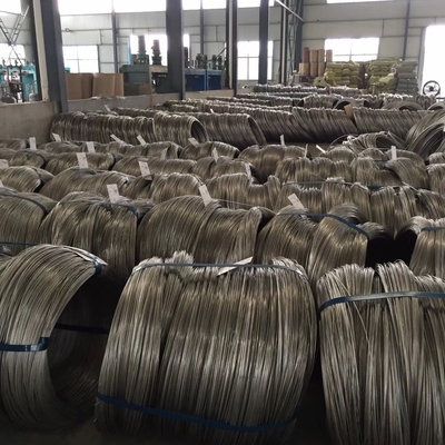 Material EN 1.4113 ( DIN X6CrMo17-1 ) AISI 434 Stainless Steel Drawn Wire